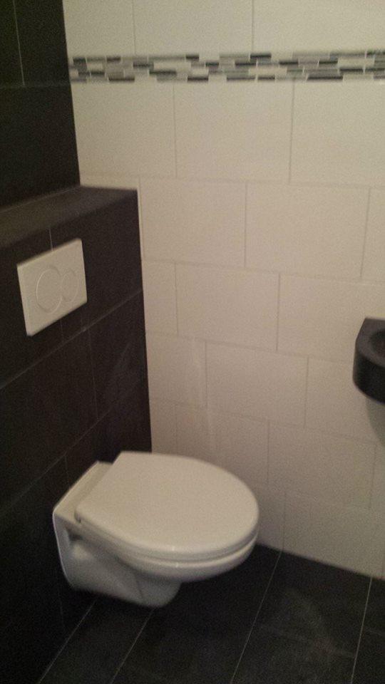 Toilet Betegeld In Heerhugowaard Jouwtegelzetter Nl